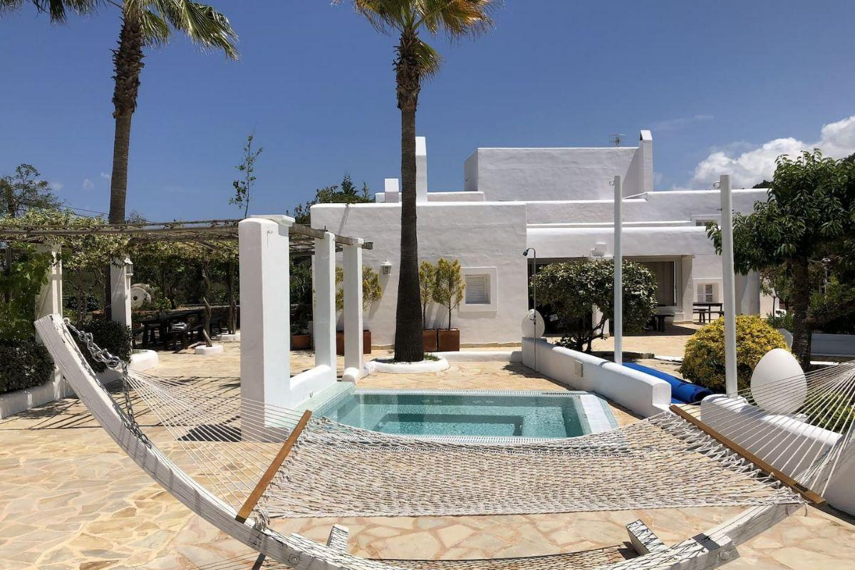 For rent of villa in Ibiza