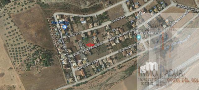 For sale of land in Casabermeja