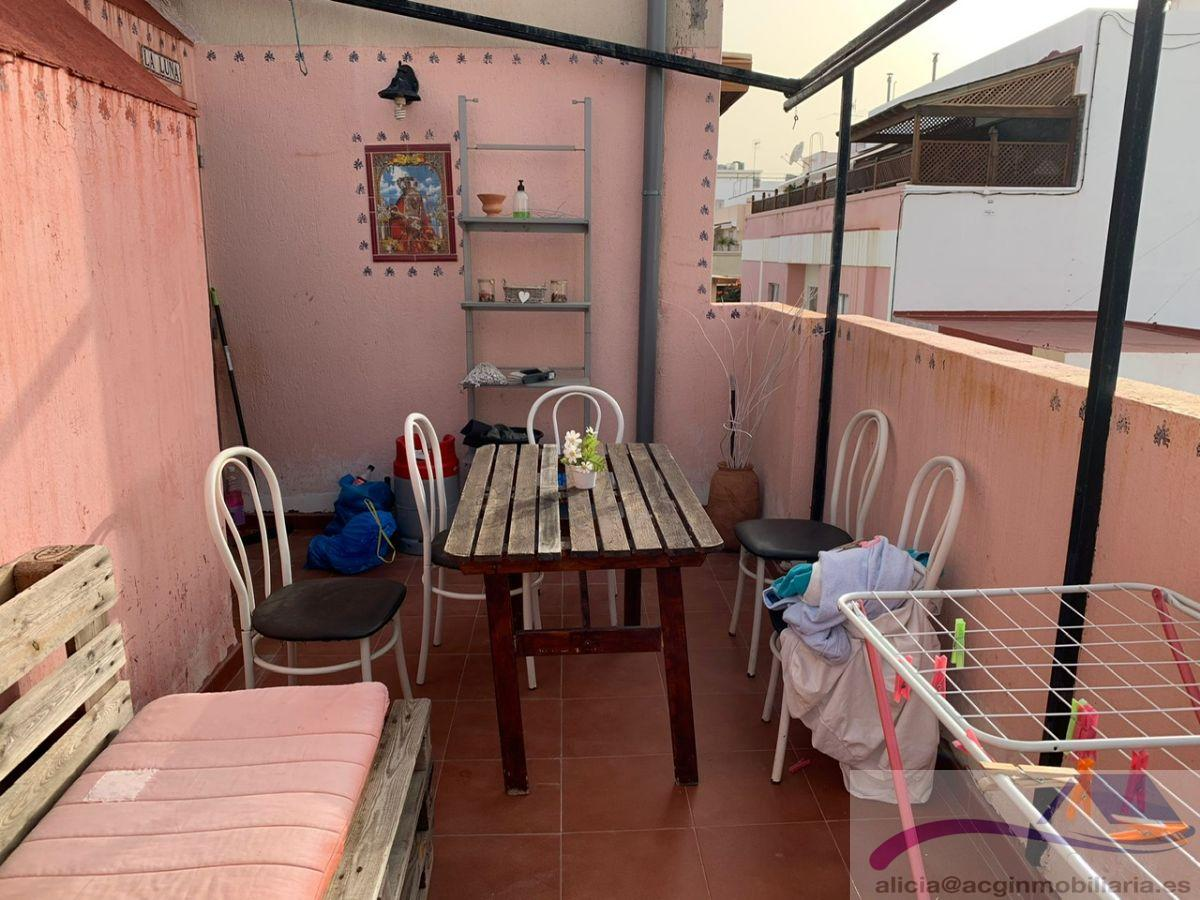 For sale of penthouse in Tenerife