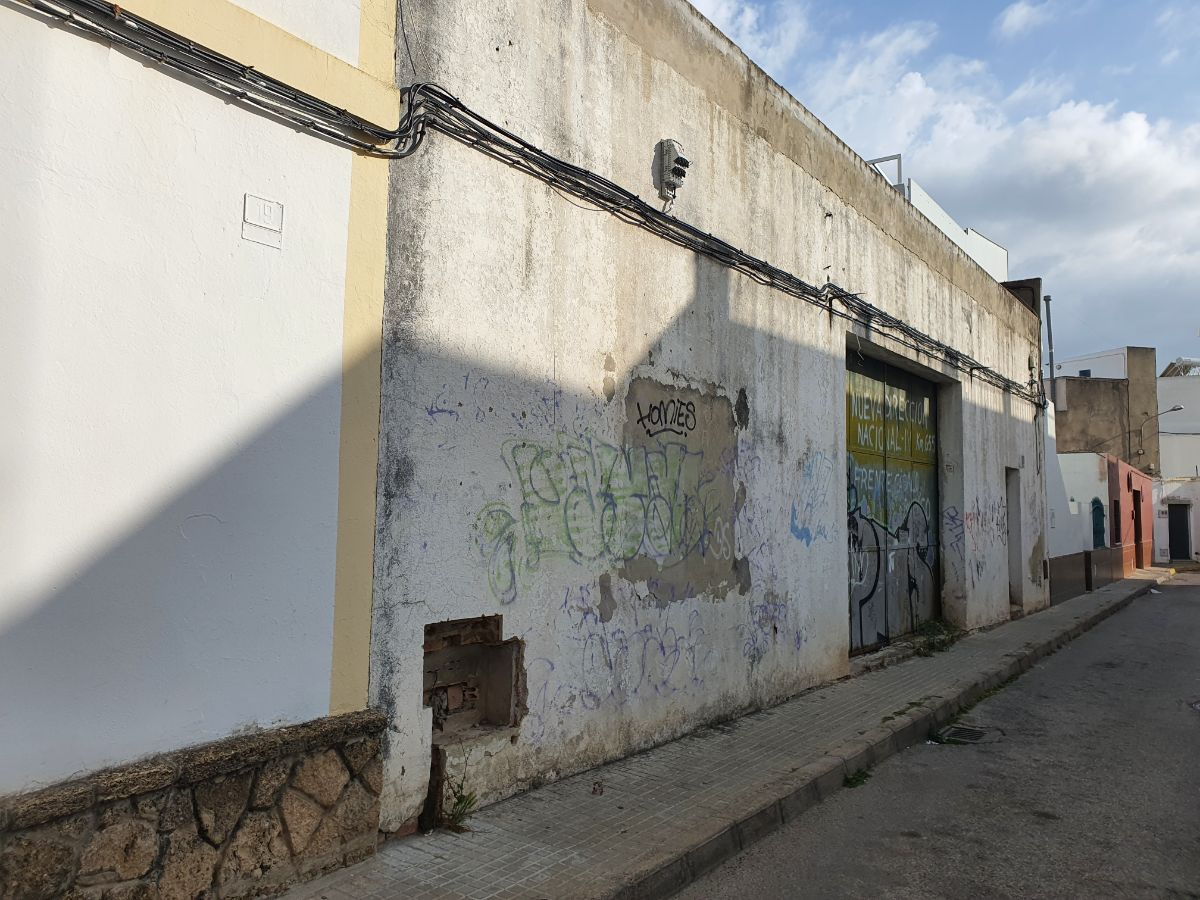 Venta de edificio en El Puerto de Santa María