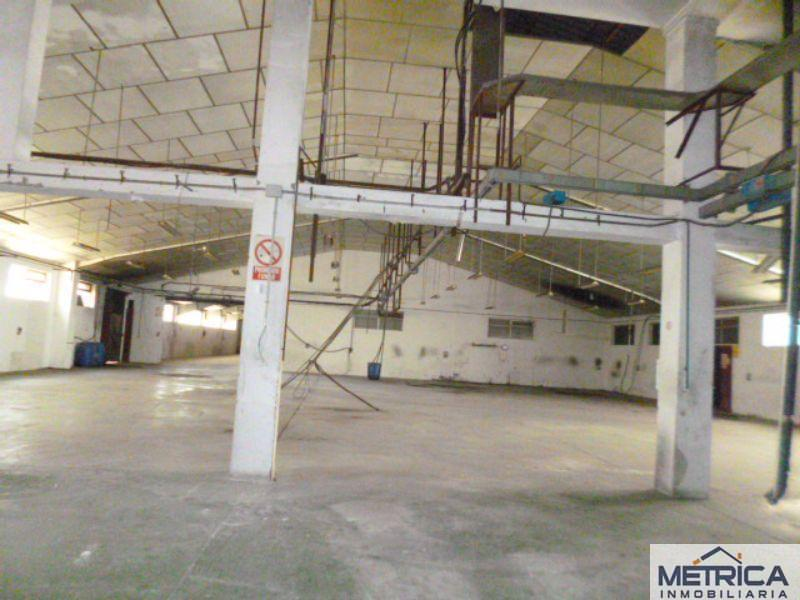For sale of industrial plant/warehouse in Salamanca