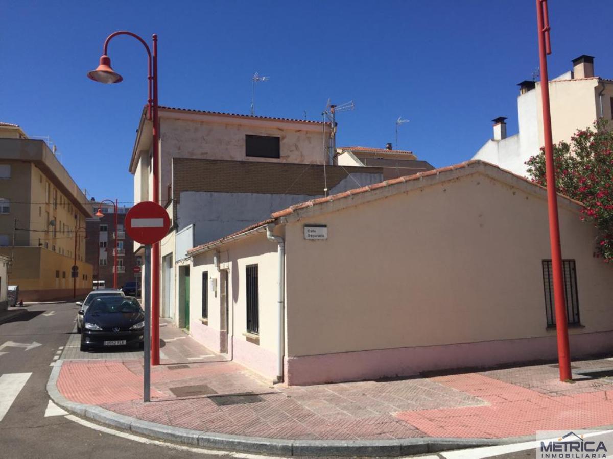 Venta de terreno en Salamanca