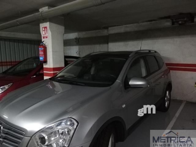 Alquiler de garaje en Salamanca