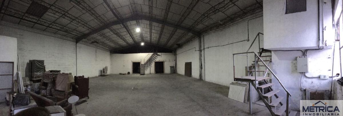 For rent of industrial plant/warehouse in Salamanca
