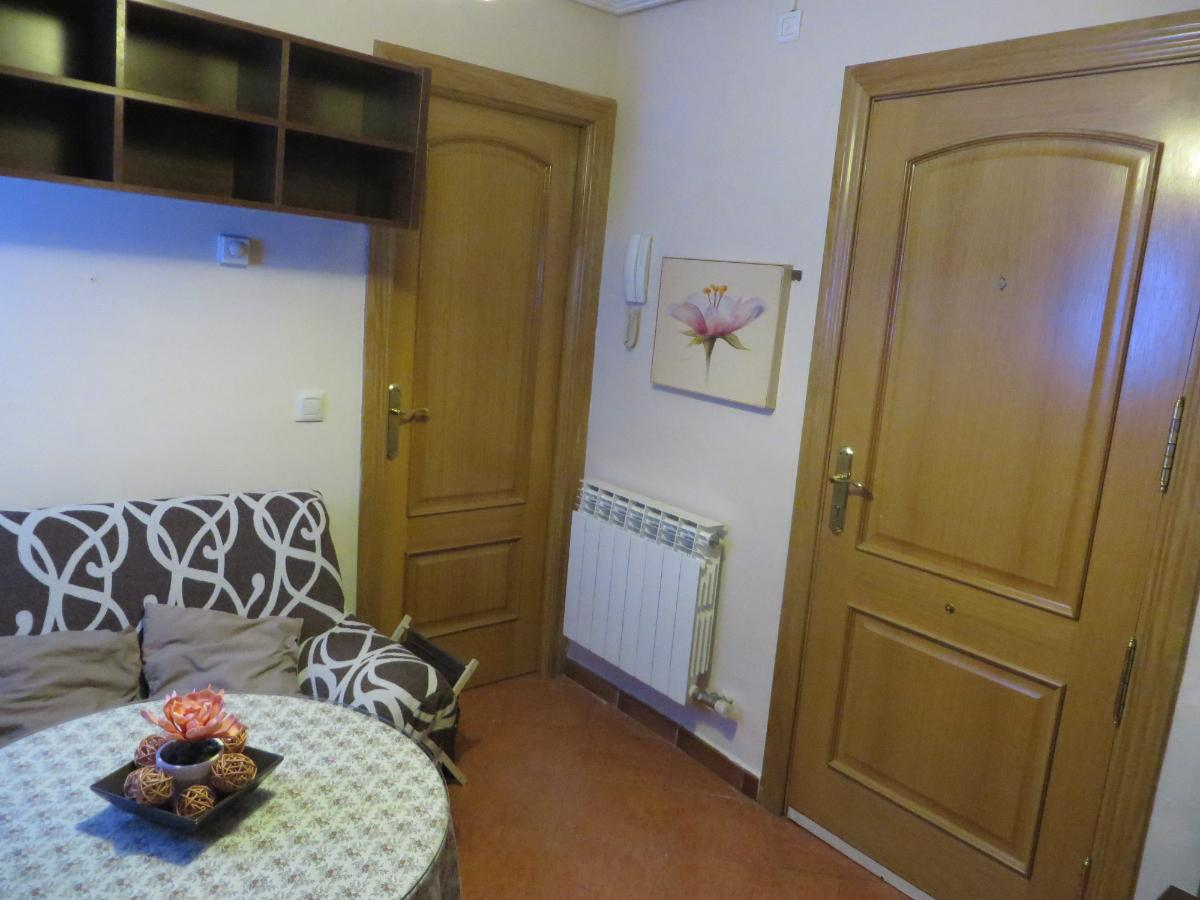 Alquiler de apartamento en Aldeaseca de Armuña