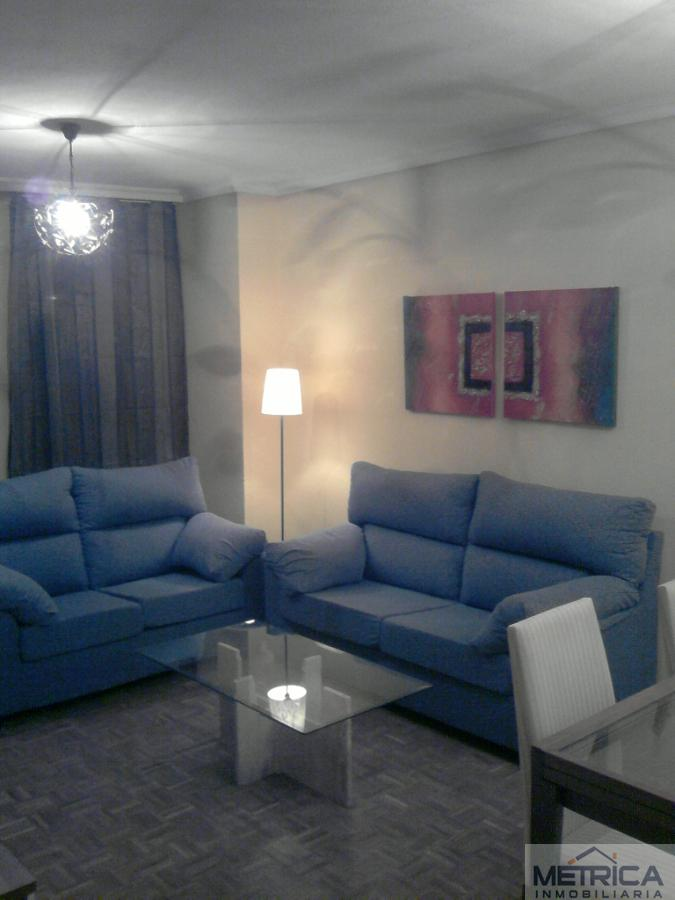 For rent of flat in Salamanca