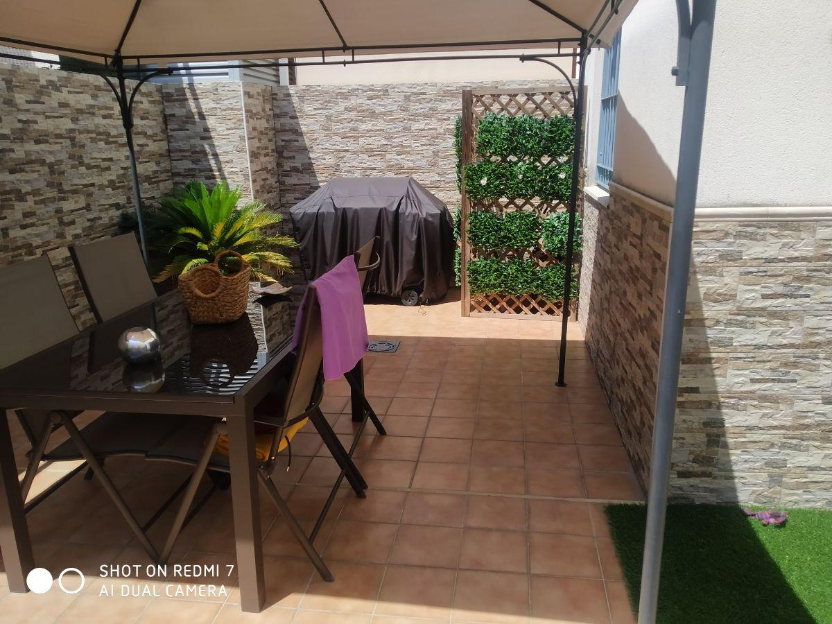 For rent of house in Sevilla