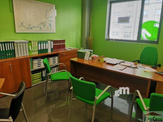 Venta de oficina en Narón