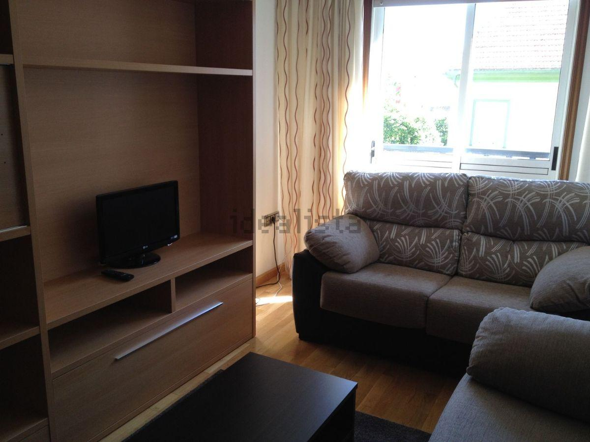 For rent of flat in Ferrol