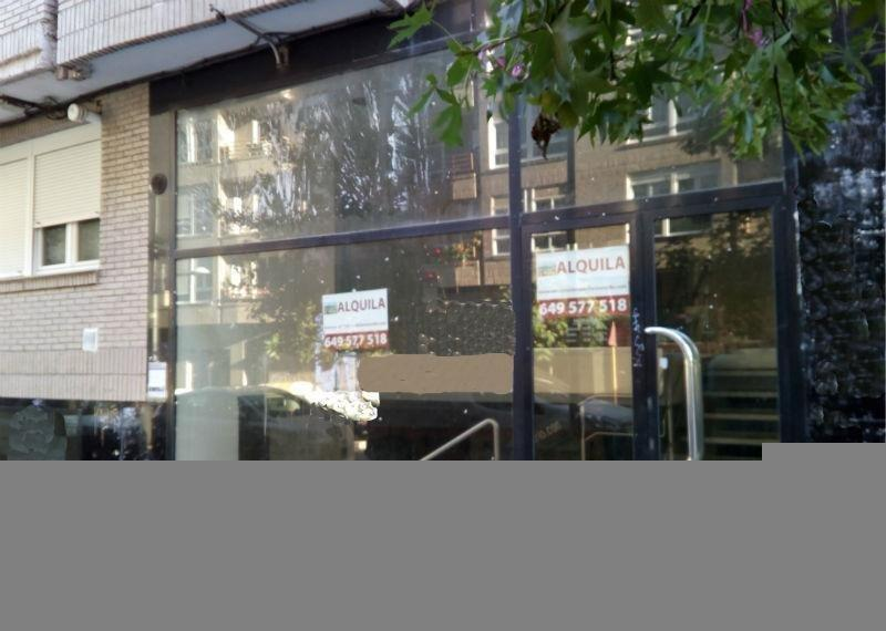 For rent of commercial in Santander
