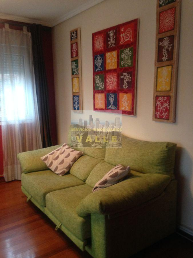 For rent of flat in Maliaño