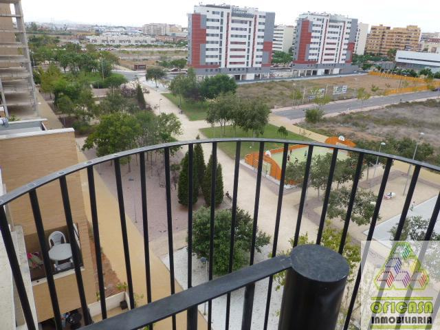 For sale of penthouse in Castellón