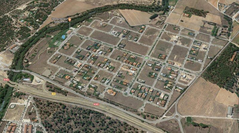 For sale of land in Valladolid