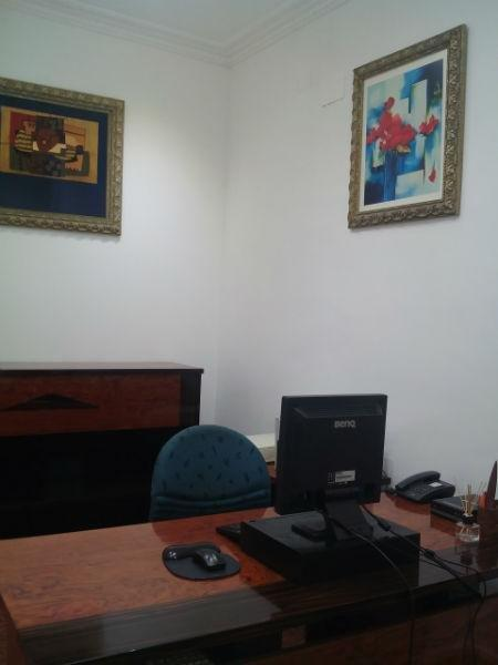 For rent of office in Valladolid