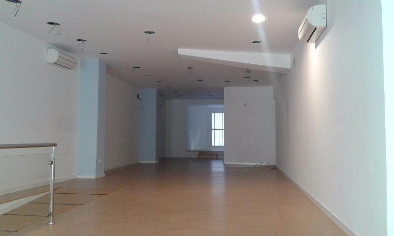 For rent of commercial in Valladolid