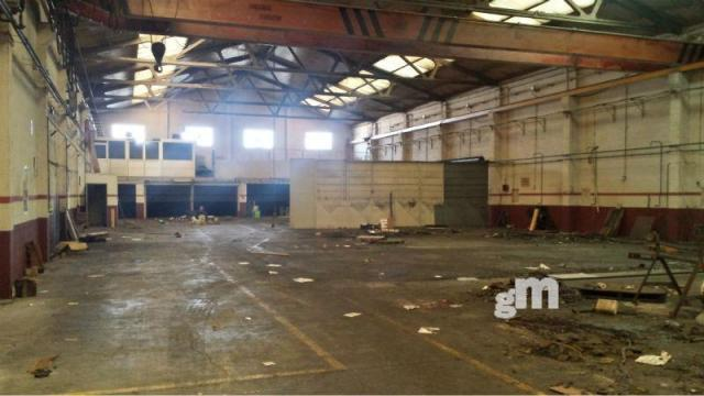 For sale of industrial plant/warehouse in Valladolid