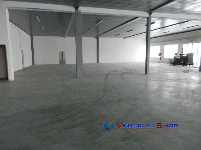 For rent of industrial plant/warehouse in Caudete