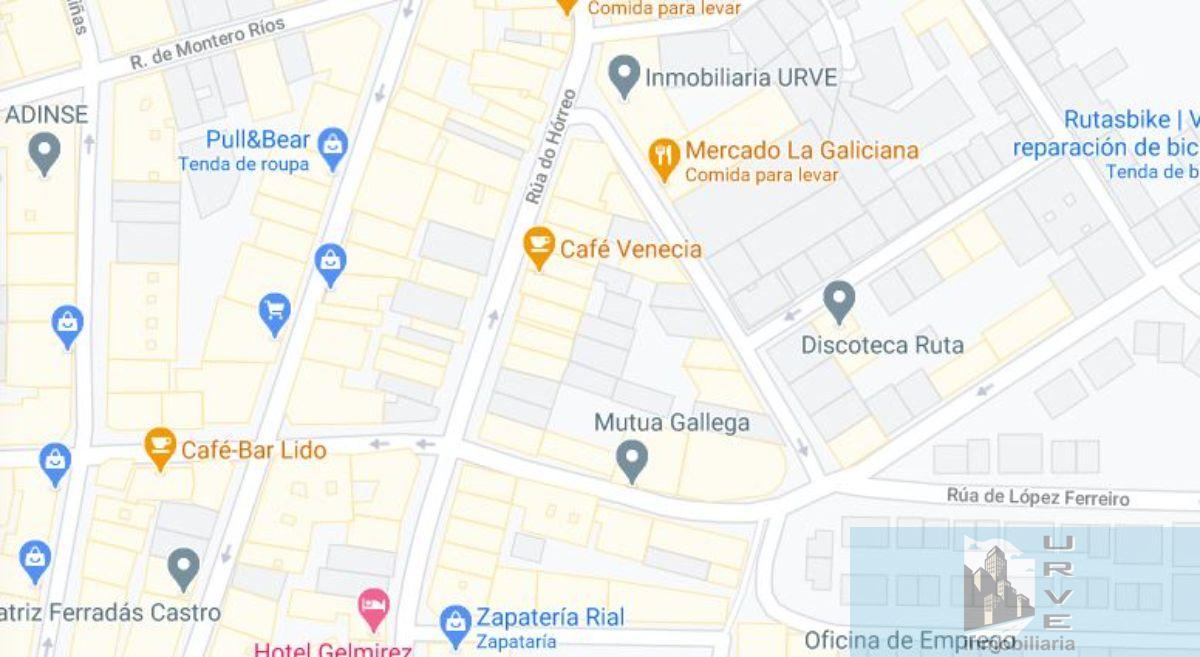 For sale of building in Santiago de Compostela