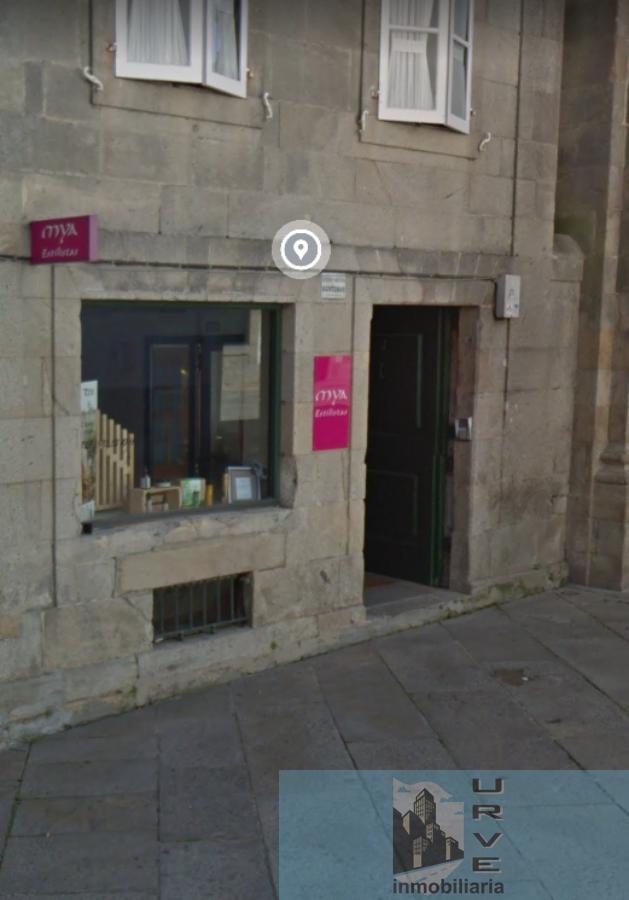 Alquiler de local comercial en Santiago de Compostela