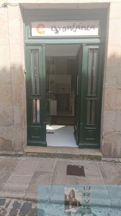 Venta de local comercial en Santiago de Compostela