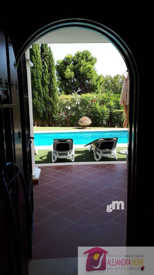 For sale of villa in Mijas Costa