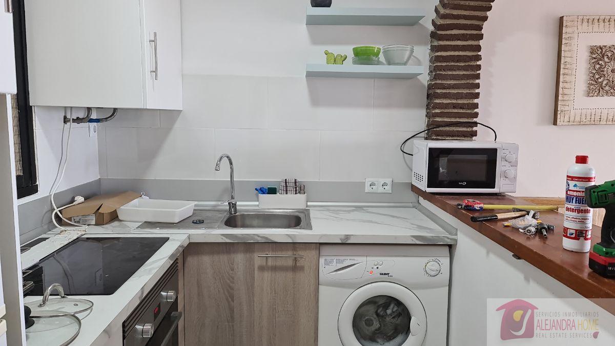 Alquiler de apartamento en Mijas Costa