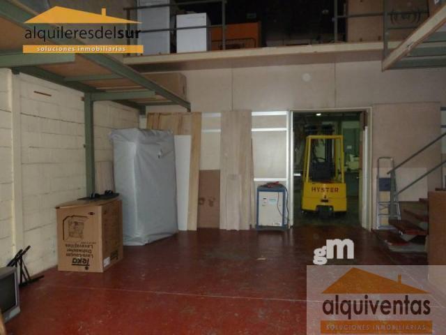 of industrial plant/warehouse in Jerez de la Frontera
