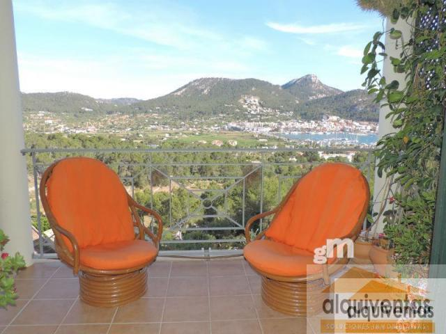 For rent of apartment in Todas