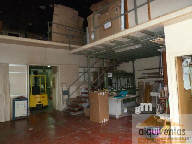 For rent of industrial plant/warehouse in Jerez de la Frontera