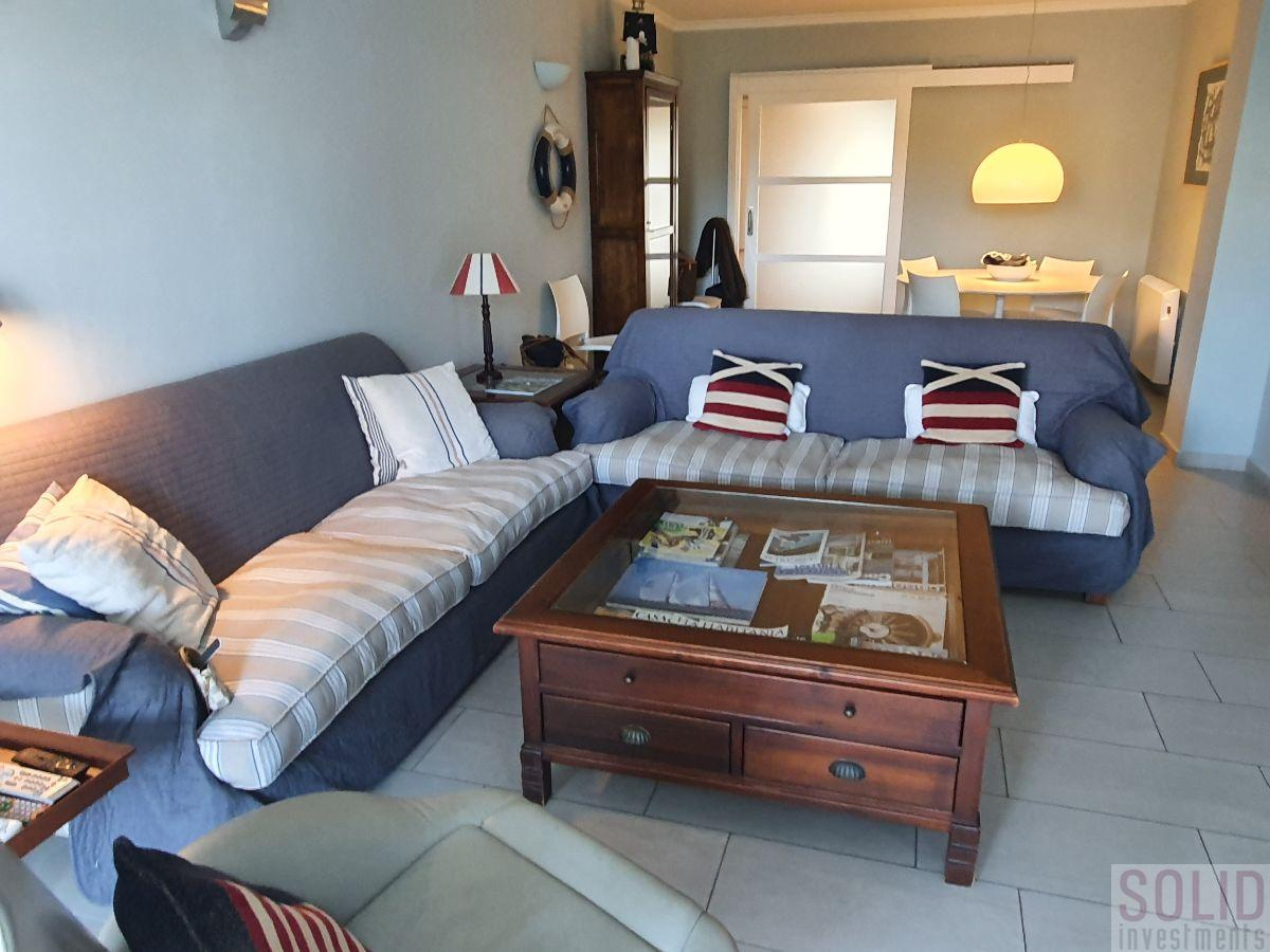 For sale of apartment in Jávea-Xàbia