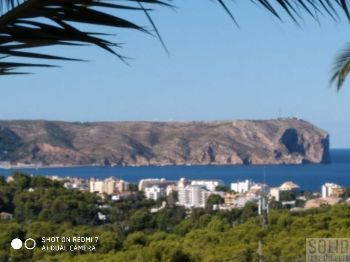 For sale of chalet in Jávea-Xàbia