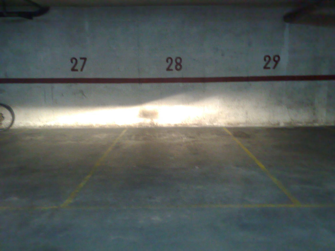 For rent of garage in Cheste