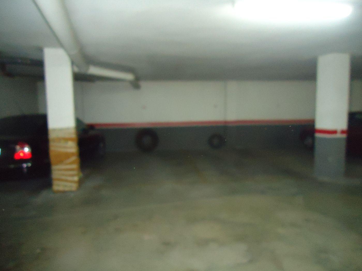 Alquiler de garaje en Cheste