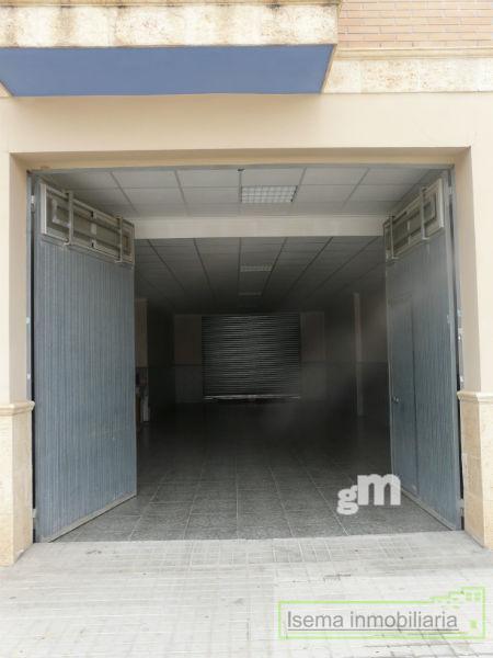 Alquiler de local comercial en Cheste