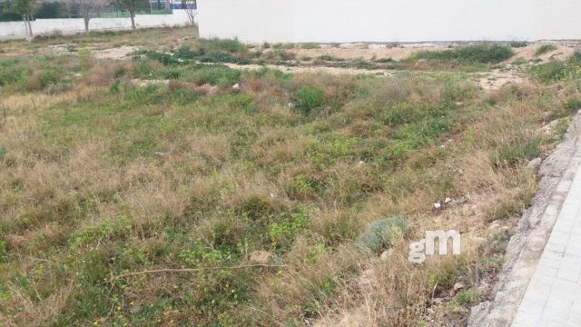 Venta de terreno en Cheste