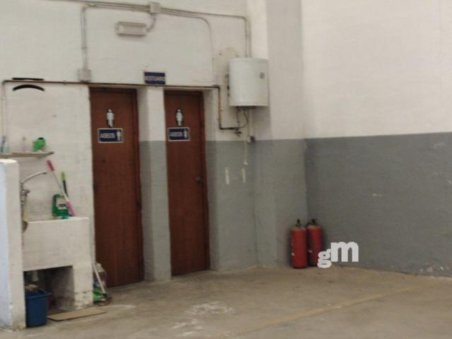 For sale of industrial plant/warehouse in Vilamarxant