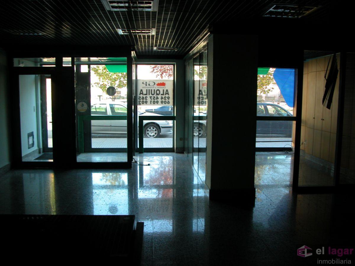 Alquiler de local comercial en Puebla de la Calzada
