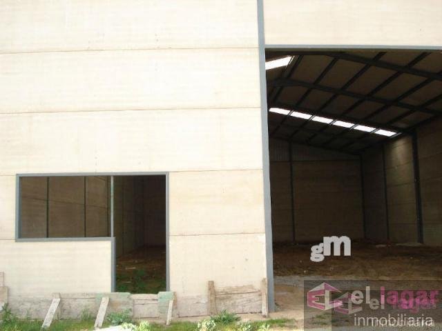 For sale of industrial plant/warehouse in Puebla de la Calzada