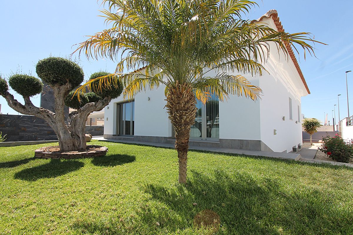 For sale of villa in San Pedro del Pinatar