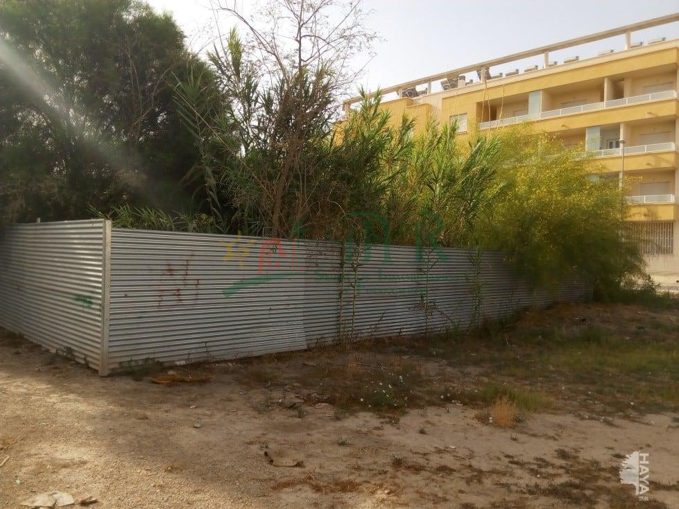 Venta de terreno en Almoradí