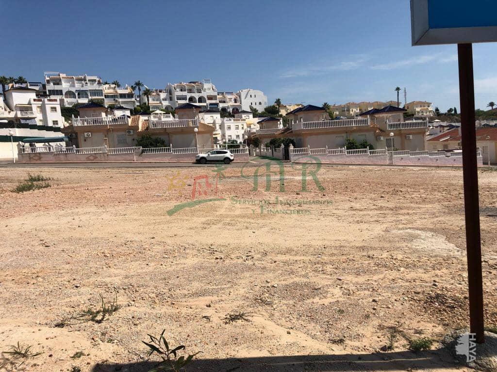Venta de terreno en Rojales