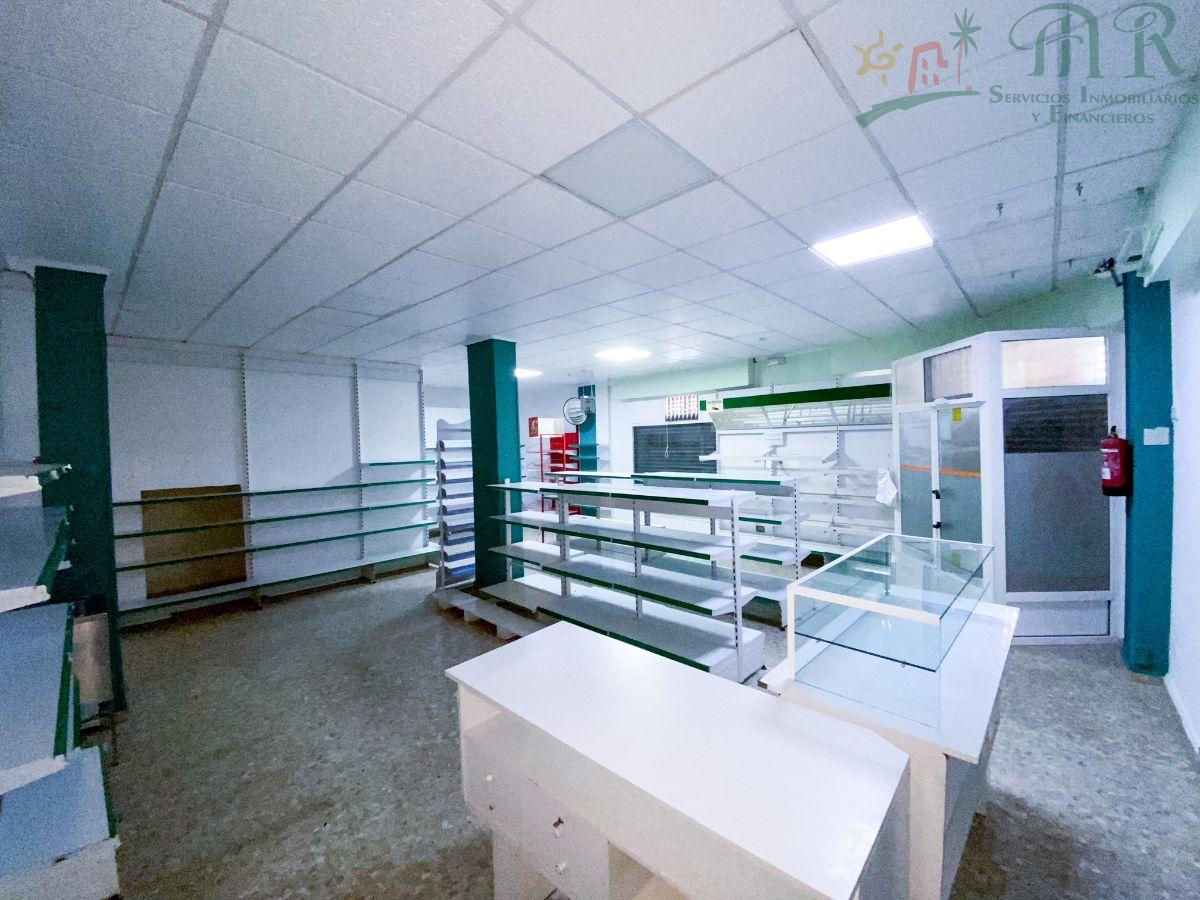 For rent of commercial in Almoradí