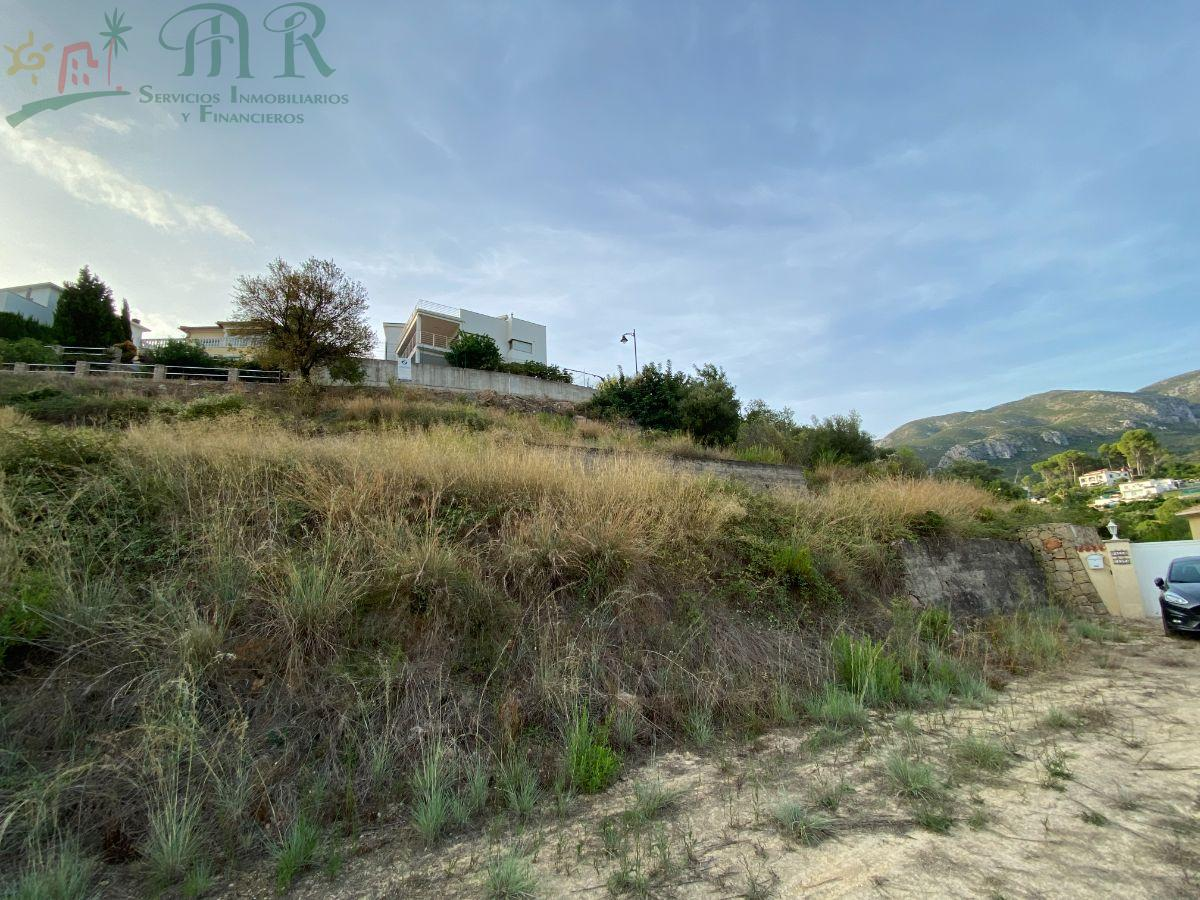 For sale of land in Pego
