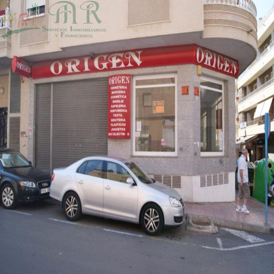 For sale of commercial in Torrevieja