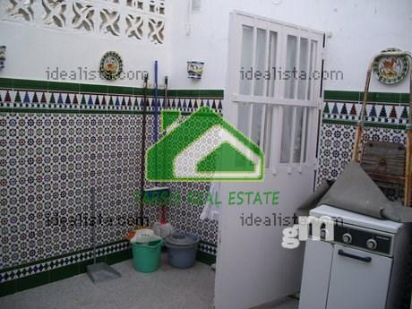 For sale of house in Chipiona