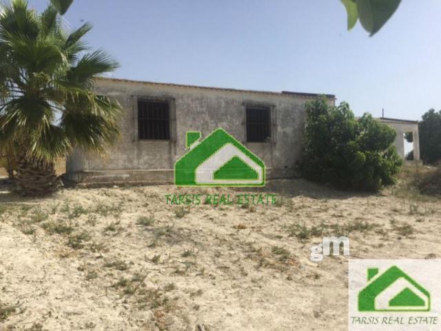 For sale of rural property in Sanlúcar de Barrameda