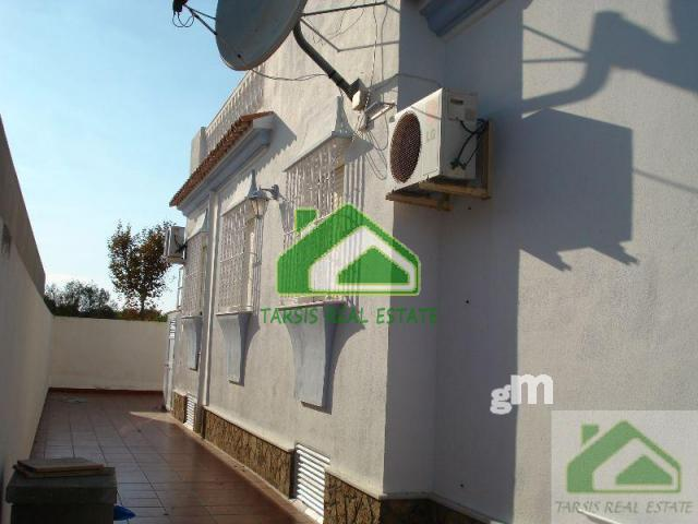 For rent of chalet in Chipiona