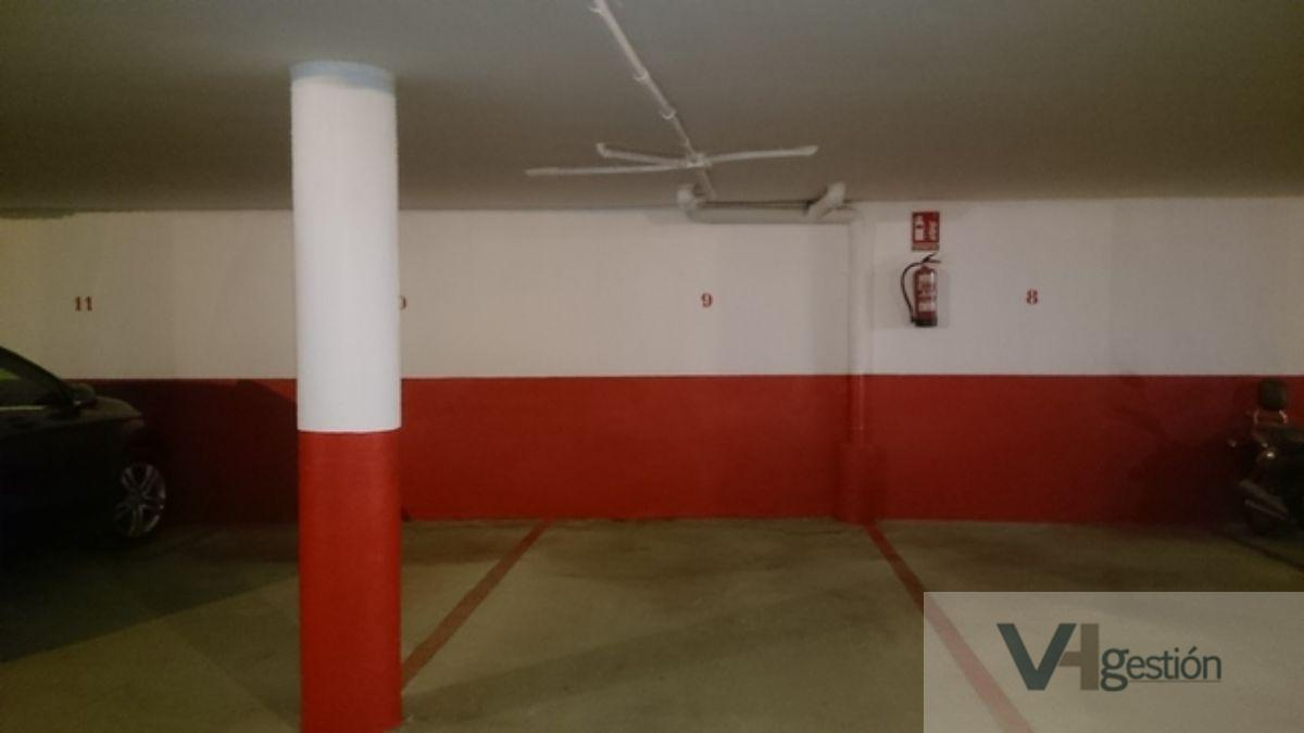 Venta de garaje en Villamartín