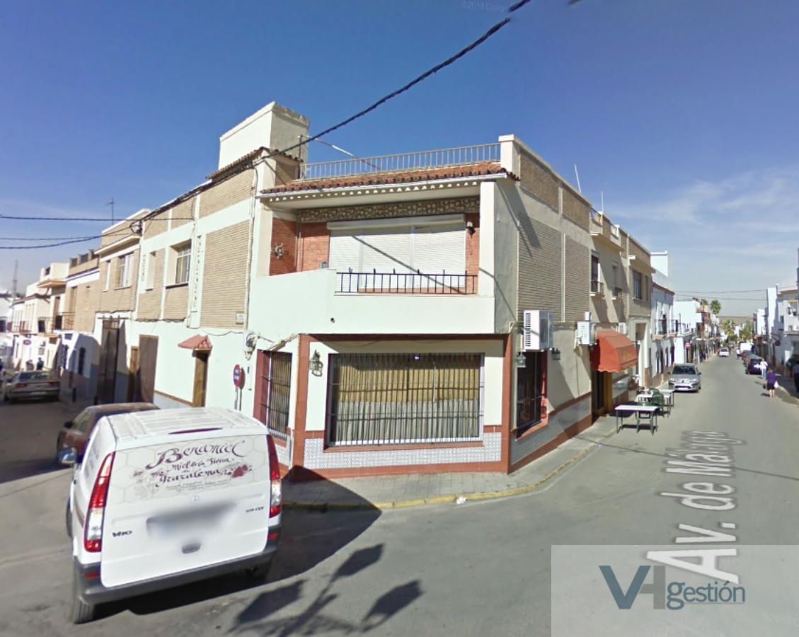 For sale of building in Villamartín