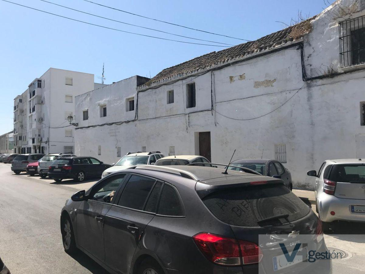 For sale of building in Arcos de la Frontera